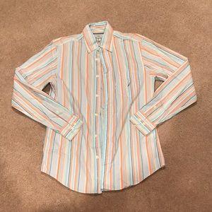 Nautica Casual or Dress long sleeve shirt